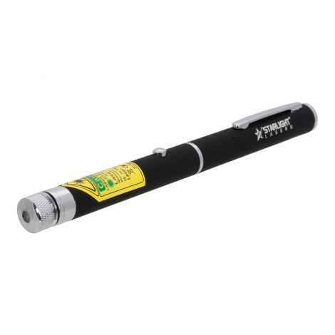 Starlight Lasers X2 Grüner Laserpointer mit Mustern
